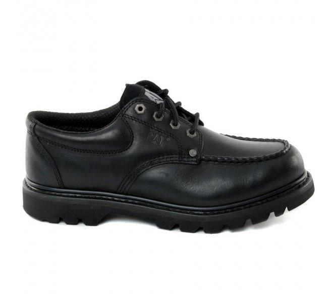 Chaussures à lacets garçon - CATERPILLAR - Noir