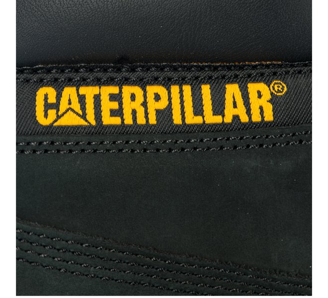 Bottines garçon - CATERPILLAR - Noir