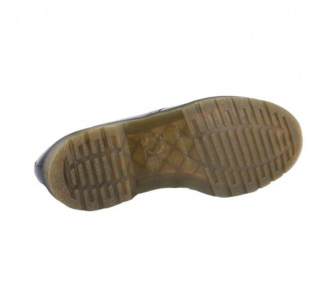 Chaussures à lacets garçon - DR MARTENS - Noir