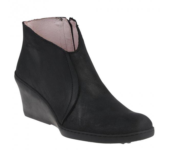 Boots fille - EL NATURA LISTA - Noir