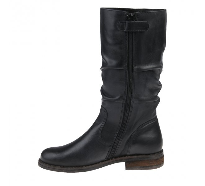Bottes fille - LITTLE DAVID - Noir