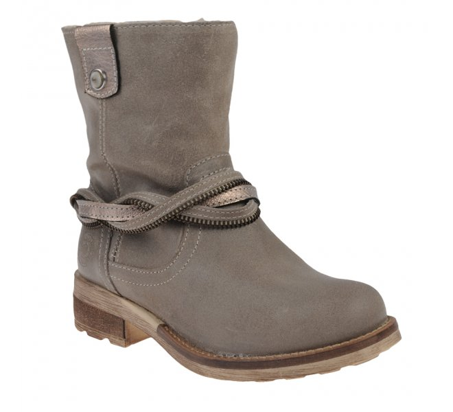 Boots fille - BULLBOXER - Dore