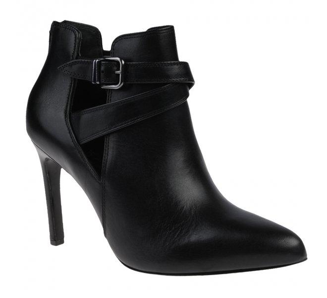 Boots fille - HOGL - Noir
