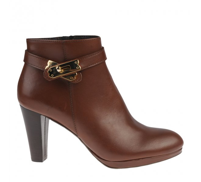 Boots fille - CYPRES - Naturel