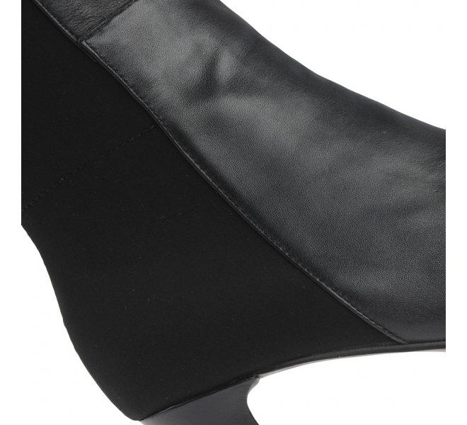 Bottes fille - CARMA - Noir