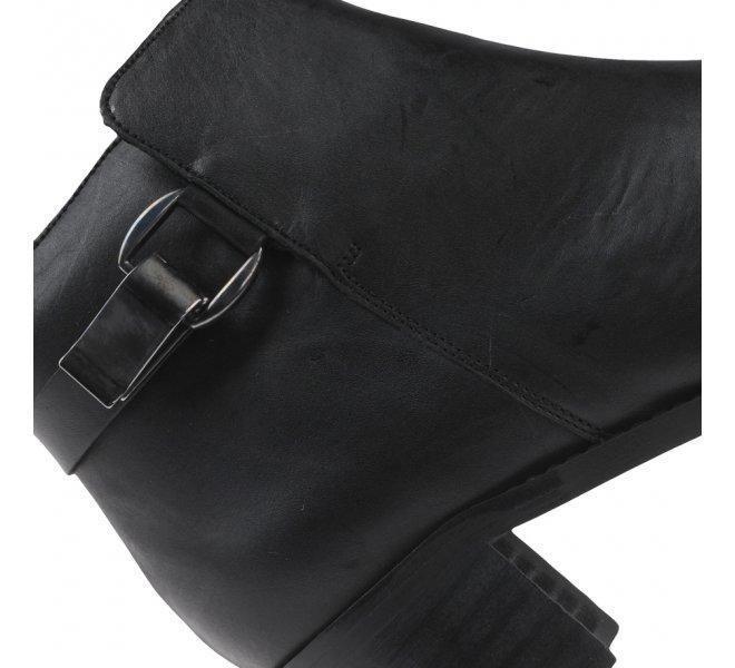 Boots fille - MIGLIO - Noir