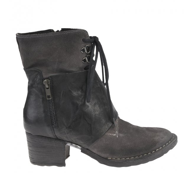 Bottines fille - KHRIO - Gris