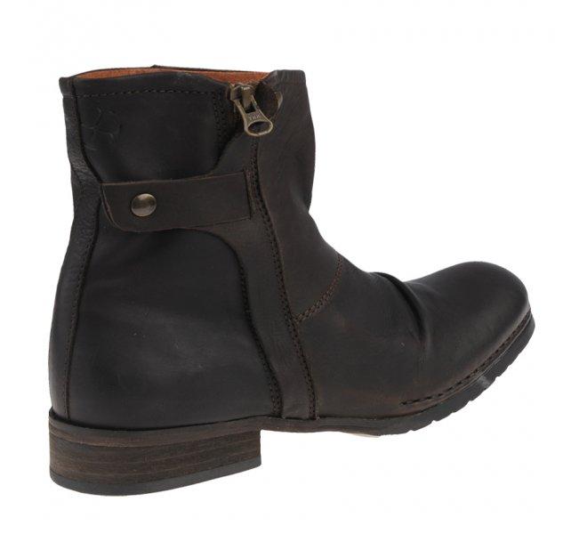 Boots garçon - GOLDMUD - Marron