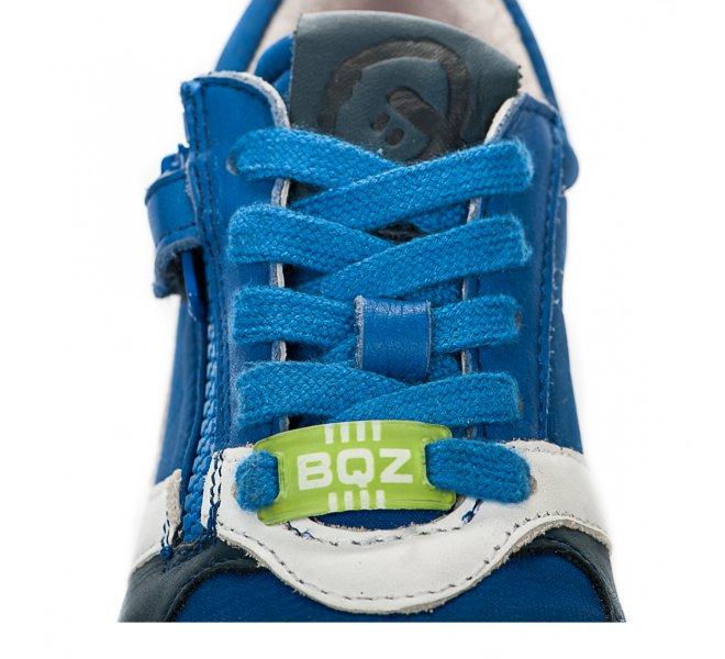 Baskets garçon - BQZ - Bleu