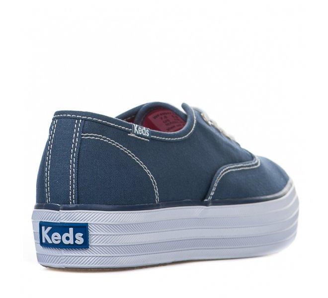 Baskets fille - KEDS - Bleu marine