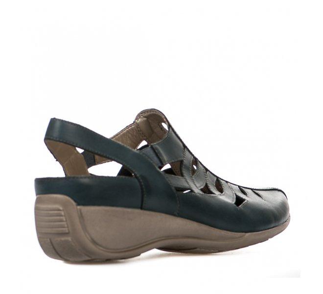 Chaussures de confort fille - REMONTE - Bleu