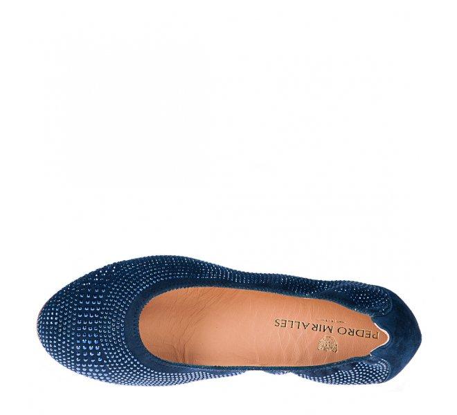 Ballerines fille - PEDRO MIRALLES - Bleu marine