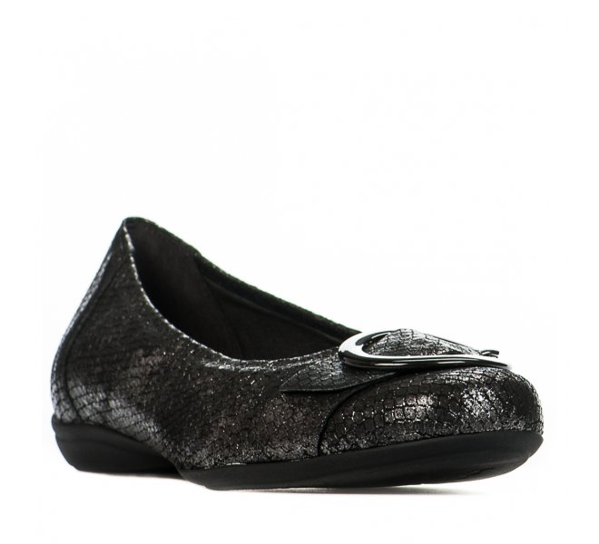Ballerines fille - GABOR - Gris anthracite
