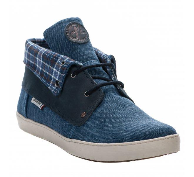 Baskets garçon - MASCARET - Bleu