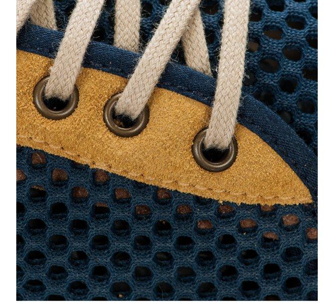 Espadrilles fille - GAIMO - Bleu marine