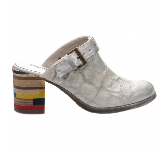 Boots fille - PAPUCEI - Blanc