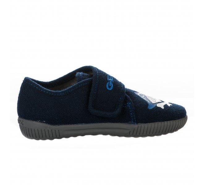 Pantoufles garçon - GEOX - Bleu marine