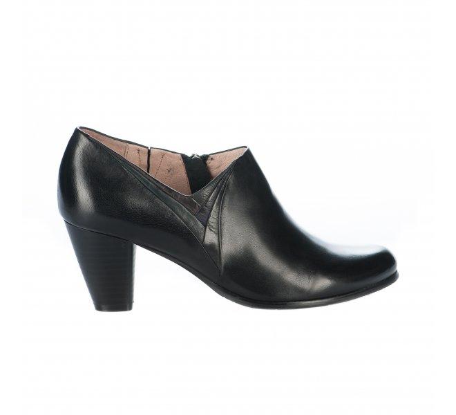 Boots fille - REGARDE LE CIEL - Noir