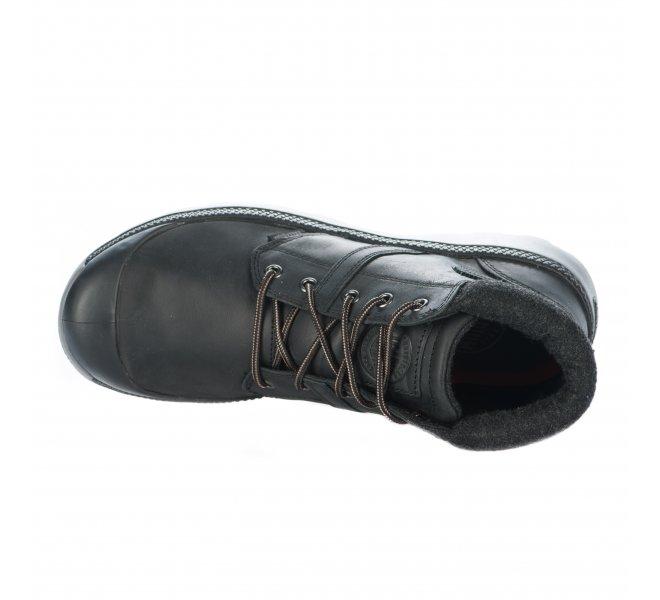 Baskets garçon - PALLADIUM - Noir