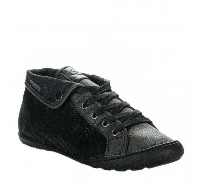 Baskets fille - PLDM - Noir