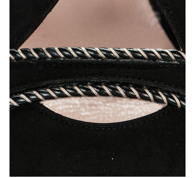 Escarpins fille - LODI - Noir
