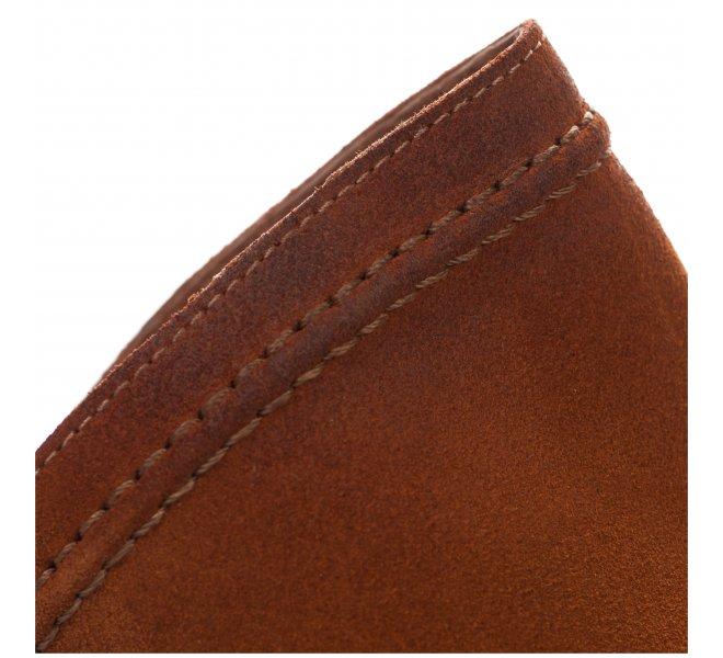Boots fille - MTNG - Marron cognac