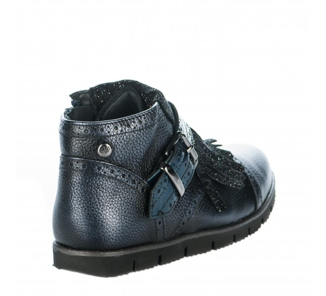 Boots fille - HIP - Bleu marine