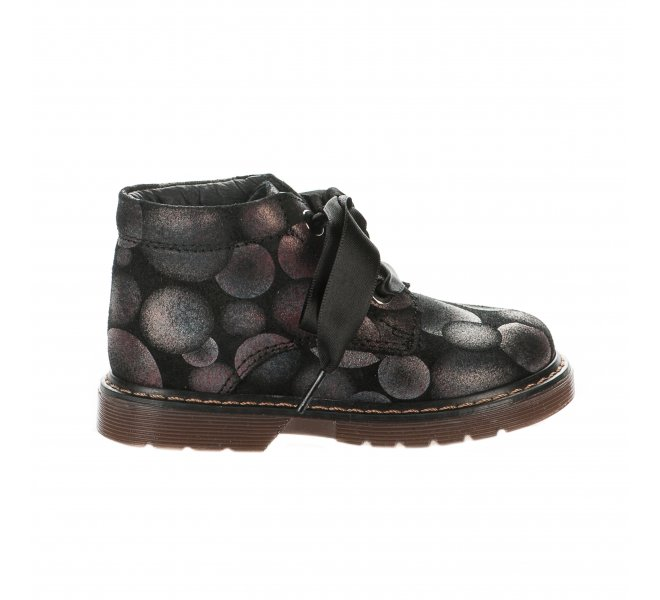 Bottines fille - COMPAGNUCCI - Gris