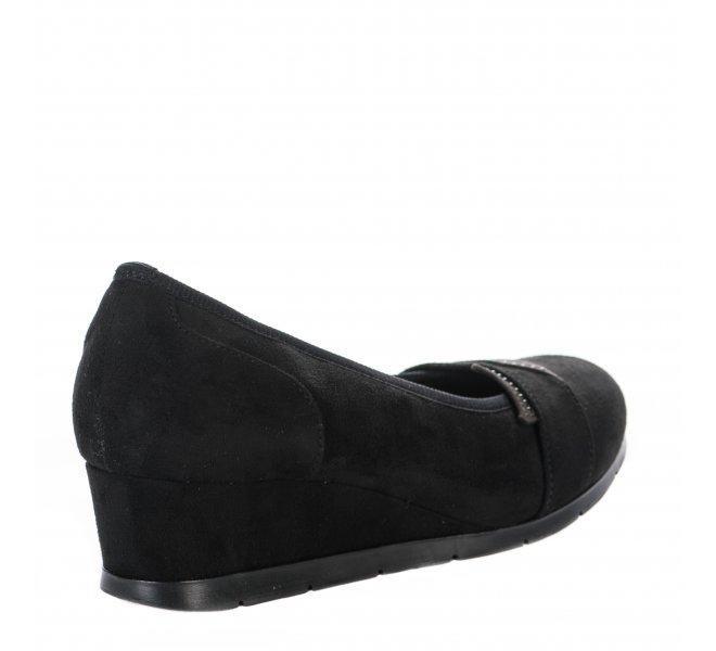 Chaussures de confort fille - CYPRES - Noir