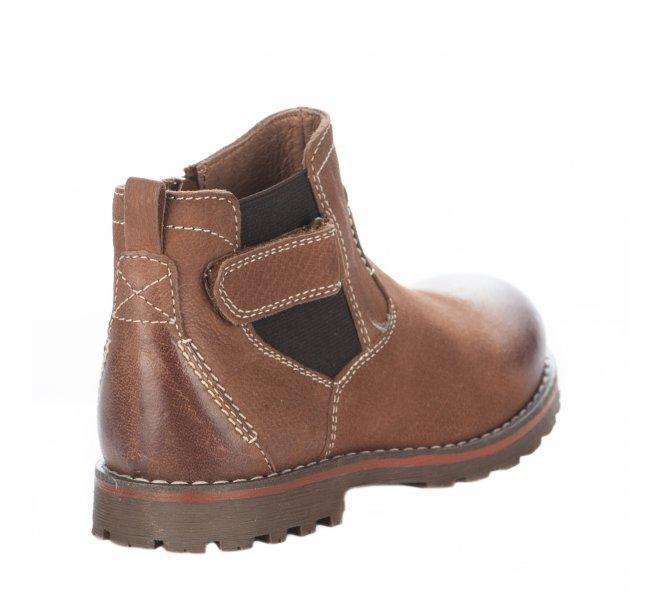 Boots garçon - CYPRES - Marron