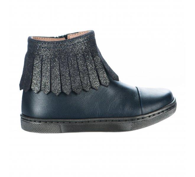 Boots fille - CYPRES - Bleu marine