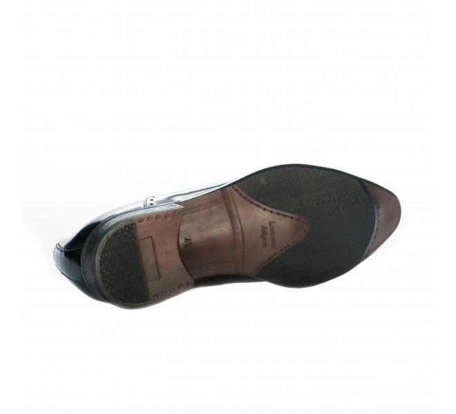 Chaussures à lacets garçon - REDSKINS - Noir