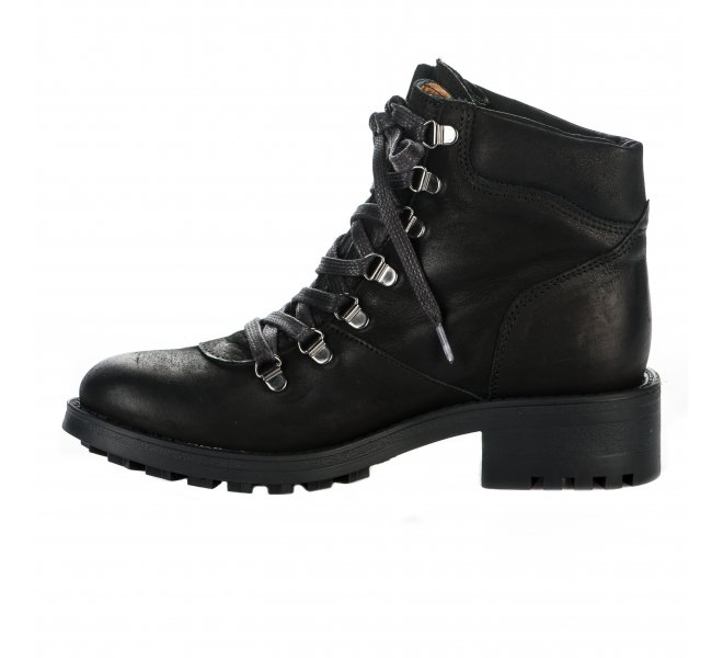 Bottines fille - FELMINI - Noir