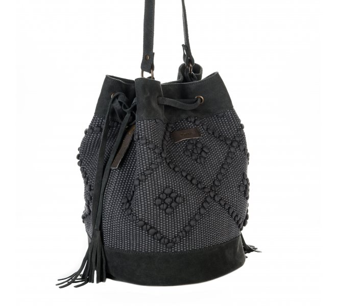 Sac à main fille - REPUBLYKA - Gris
