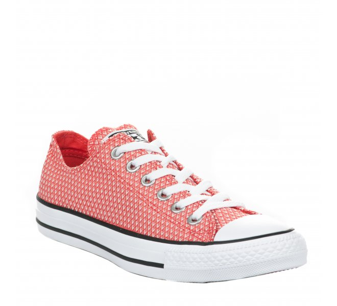 Baskets fille - CONVERSE - Rouge