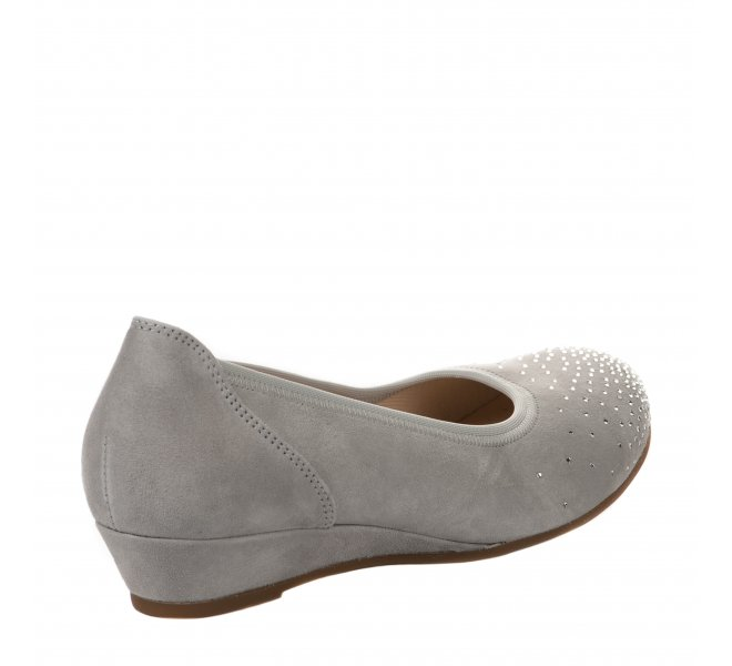 Chaussures de confort fille - GABOR - Gris clair