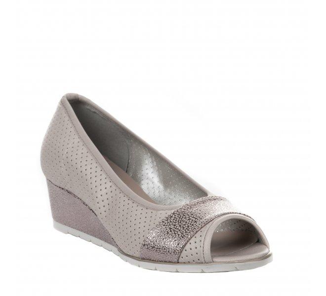 Chaussures de confort fille - CYPRES - Beige