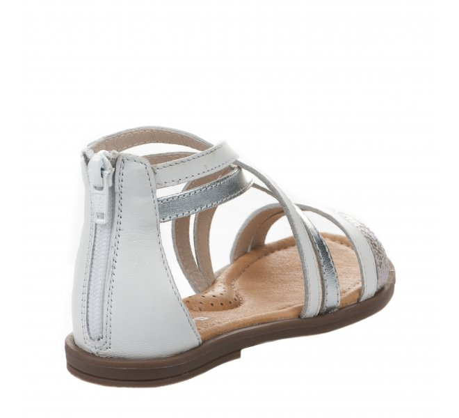 Nu-pieds fille - APPLES & PEARS  - Blanc