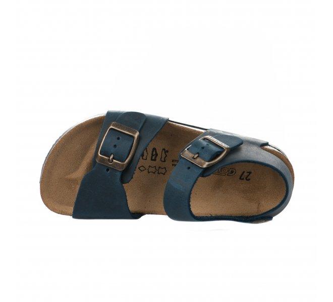 Nu-pieds garçon - GOLDSTAR - Bleu