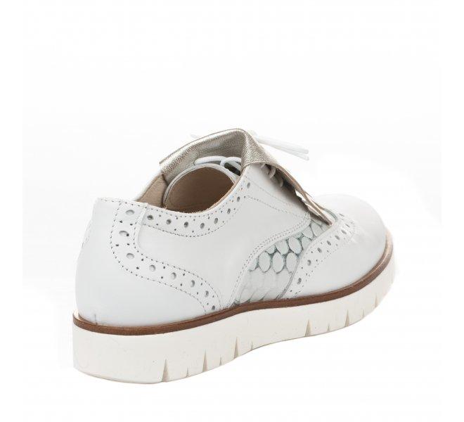 Baskets fille - B&CO - Blanc