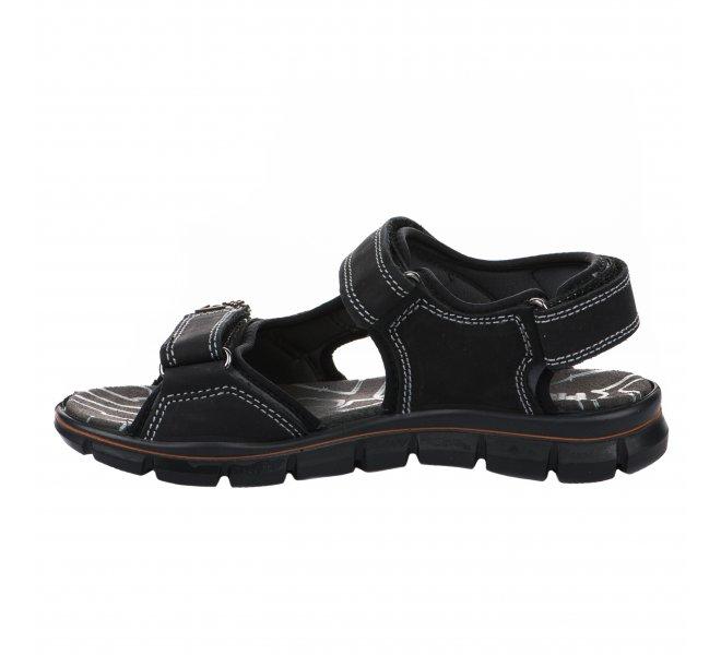Nu-pieds garçon - PRIMIGI - Noir