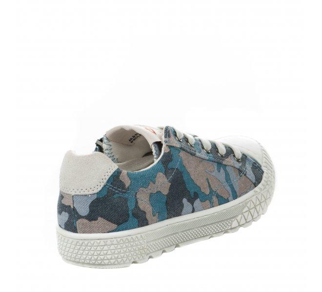 Chaussures à lacets garçon - PLDM - Bleu