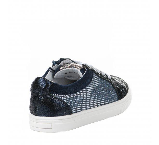 Baskets fille - ACEBOS - Bleu marine