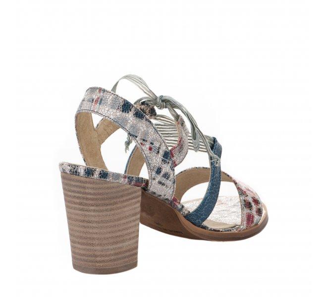 Nu pieds fille - HDC - Multicolore