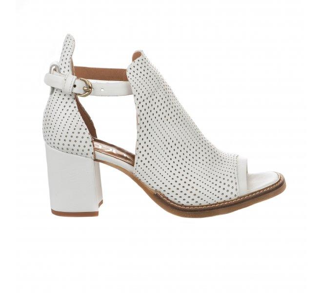 Nu pieds fille - MJUS - Blanc