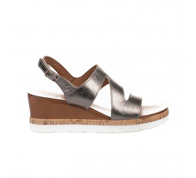 Nu pieds fille - INUOVO - Bronze
