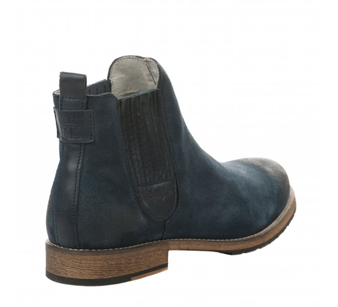 Boots garçon - REPUBLYKA - Bleu marine