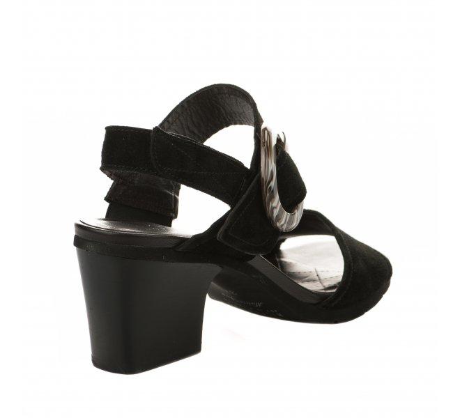 Nu pieds fille - HISPANITAS - Noir