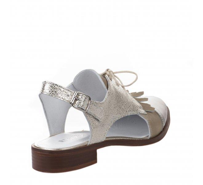 Chaussures à lacets fille - REGARD - Dore