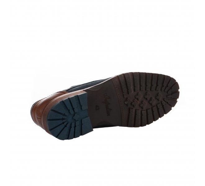 Chaussures à lacets garçon - AUSTRALIAN - Bleu marine